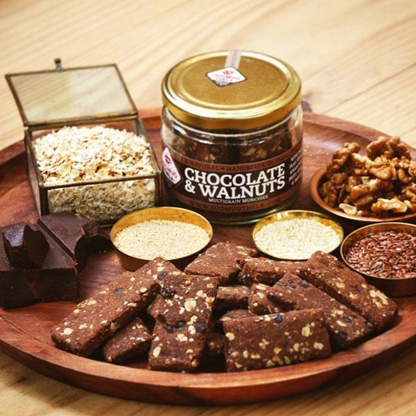 Buy-Online-Chocolate--Walnut-Multigrain-Munchies-Jugmug-Thela