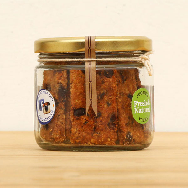Fig-Chocolate-Munchies-with-Oats-Brown-Rice-Jugmug-Thela