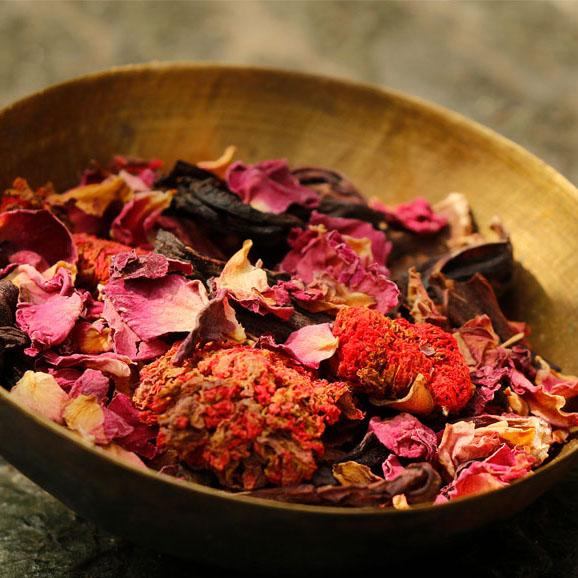 Three-Flower-Tea-Rose--Hibiscus--Pomegranate-Tisane-Buy-Online