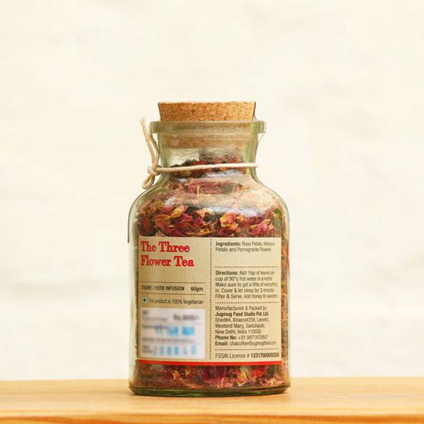 Three-Flower-Tea-Rose--Hibiscus--Pomegranate-Tisane-Online