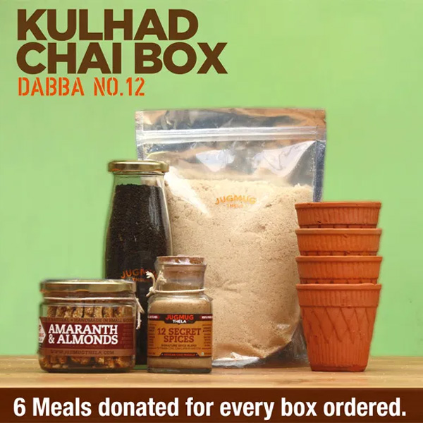 Kulhad-Chai-Box-Jugmug-Thela