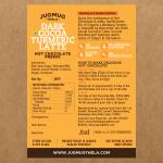 Dark Cocoa Turmeric Latte